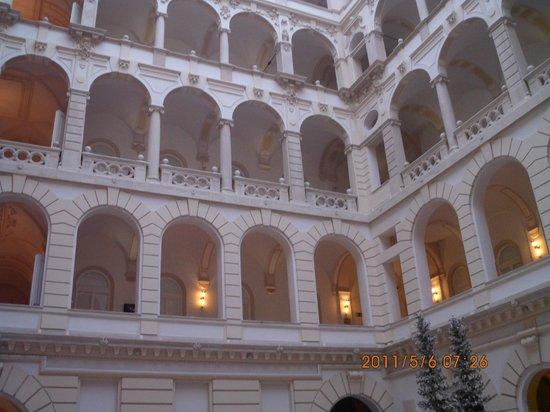 Boscolo Residence: atrio