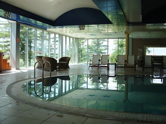 Bolu Termal Otel: Heated swimming pool