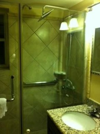Avenue Plaza Resort:                   Bathroom