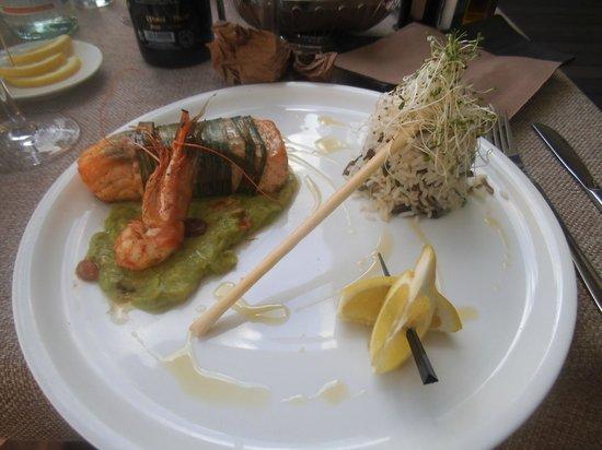 Restauracja Przystan:                   Sea Food