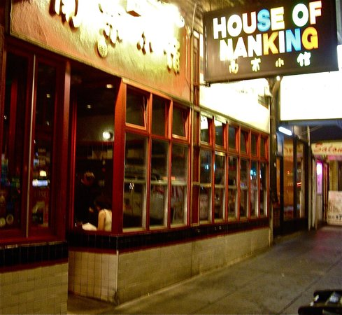 House Of Nanking Great Chinese Restaurant In Chinatown San Francisco