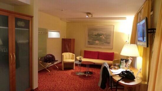 GAIA Hotel: Room 201