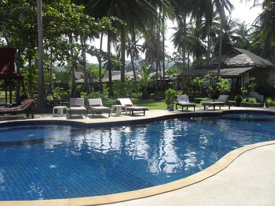 Lipa Lodge Beach Resort:                   Pool
