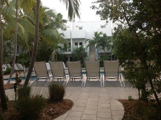 Santa Maria Suites:                   piscina