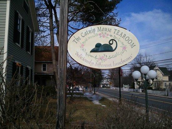 Catnip Mouse Tea Room: Riverton, Connecticut   The Catnip Mouse Tearoom