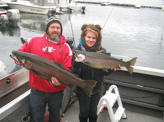 Woodbury Resort & Marina: World class fishing