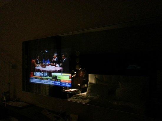 Le Meridien Etoile: TV