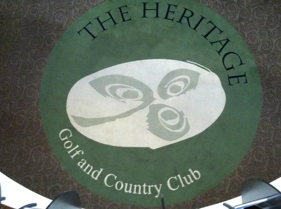The Heritage Killenard:                                                       The club house