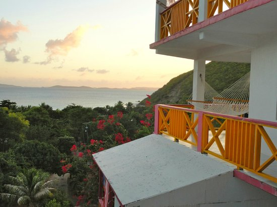 Perfect Pineapple Guest Houses:                                     Beautiful View