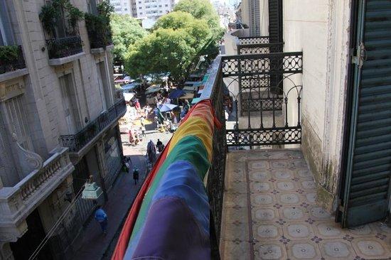 Lugar Gay :                   Great area, very nice