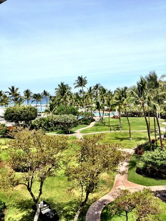 Fairmont Orchid, Hawaii:                   View from 1532