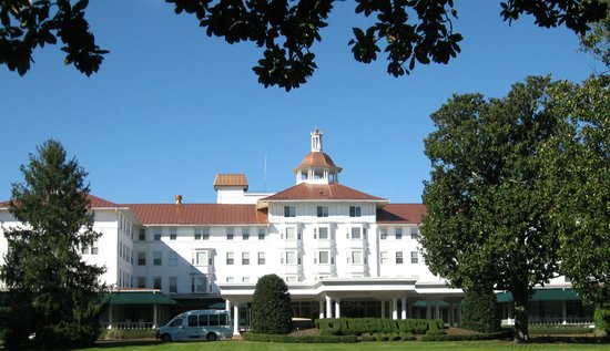 The Carolina Hotel - Pinehurst Resort:                   The Carolina