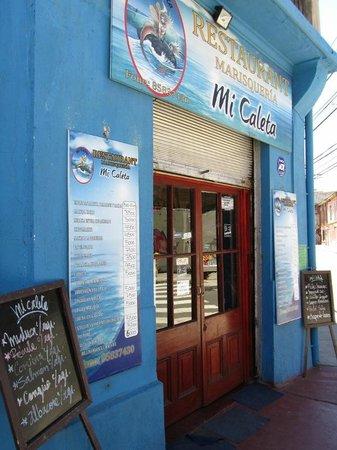 Restaurant Marisqueria Mi Caleta