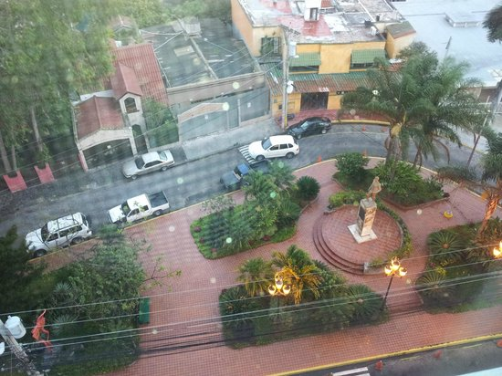 Hotel Plaza del General : The view from my room