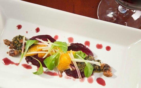 Sugar Hill Inn: Beet salad