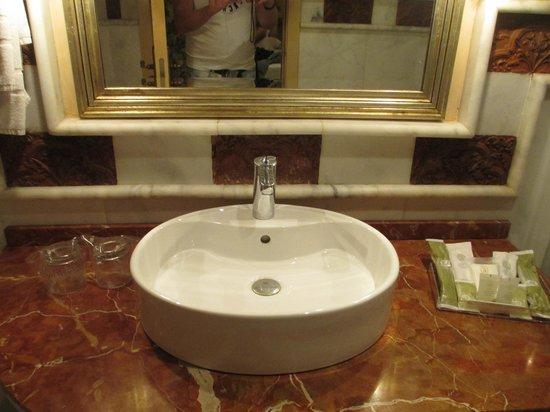 Sacristia de Santa Ana: Baño
