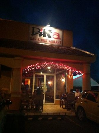 PIKA Restaurant:                   Pika Bar and Restuarant