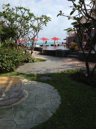 Kirikayan Boutique Resort :                   piscine