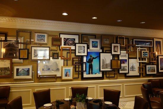 Warwick Melrose Hotel Dallas:                   Dining