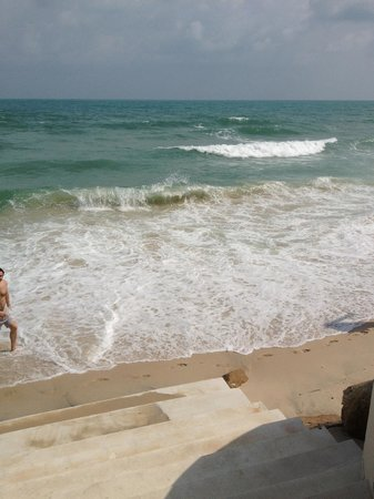 Kirikayan Boutique Resort :                   mer