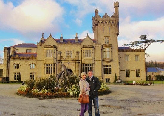 Lough Eske Castle, a Solis Hotel & Spa:                   The castle