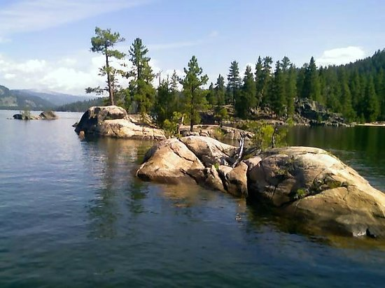 Third Street Inn: Payette Lake - McCall