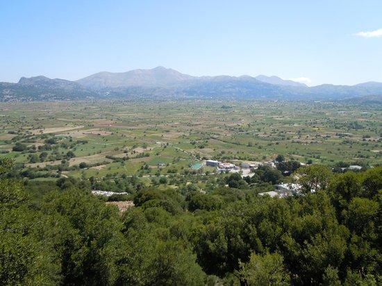 Les moulins à vent - Picture of Lassithi Plateau, Lasithi ...