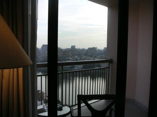 コンラッド カイロ ,                   ナイル川がみえます