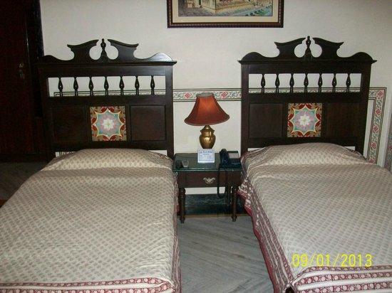 Umaid Mahal: Habitación