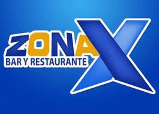 Bar Y Restaurante Zona X: Nombre