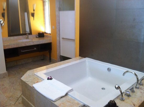 Pullman Phuket Panwa Beach Resort:                   Gorgeous bathroom