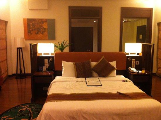 Pullman Phuket Panwa Beach Resort:                   Pool Sea View Room