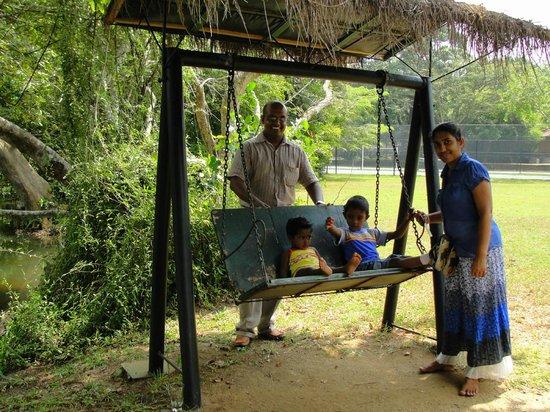 Habarana Village by Cinnamon: swing