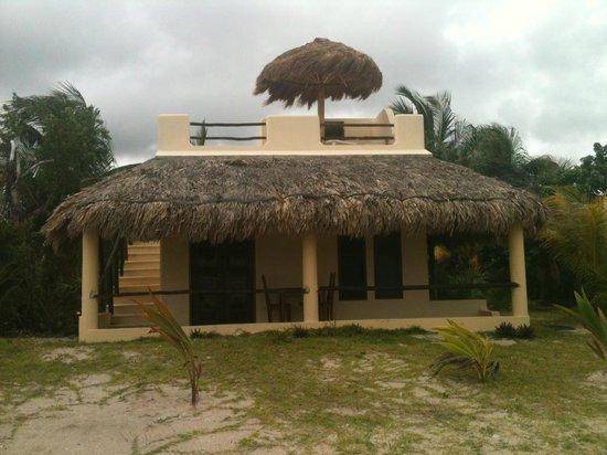 Hotel Maya Luna:                   Cabana