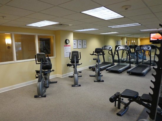 Anderson Ocean Club and Spa, Oceana Resorts: Fitness Center
