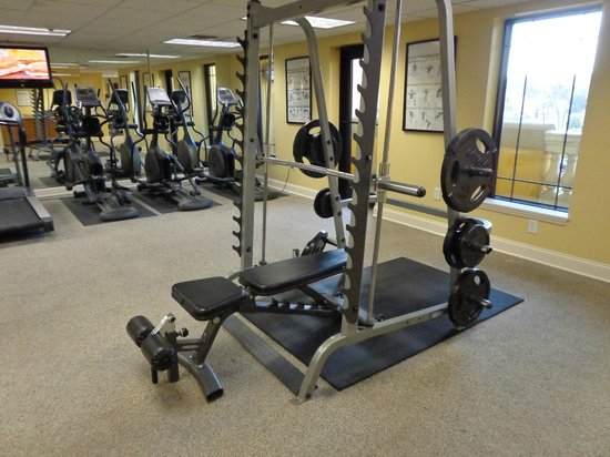 Anderson Ocean Club & Spa, Oceana Resorts: Fitness Center