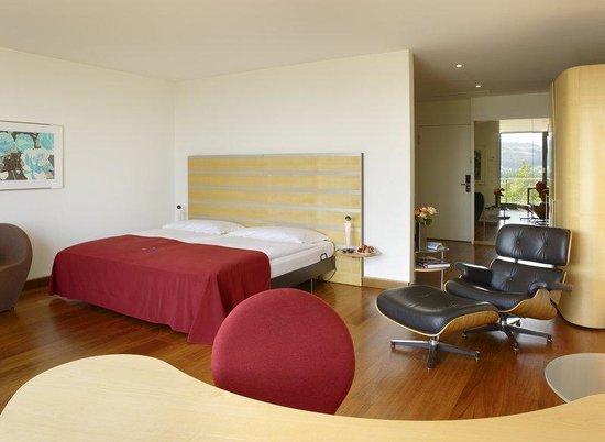 Hotel Allegro Bern: Penthouse room