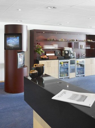 Hotel Allegro Bern: Penthouse Lounge
