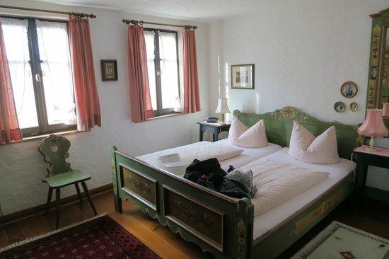 Hotel Spitzweg: My room (Room 12)
