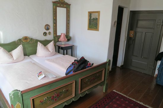 Hotel Spitzweg: My room