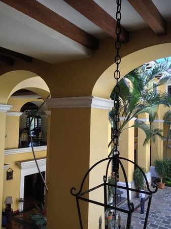Costa Rica Marriott Hotel San Jose: Spanish colonial style