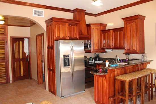 Coco Beach Resort:                   Kitchen of 2BR suite