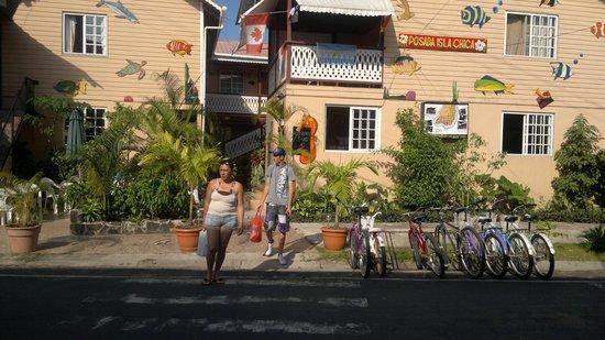 Posada Isla Chica:                   22012013