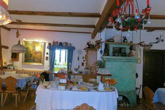 Hotel Spitzweg: Breakfast room