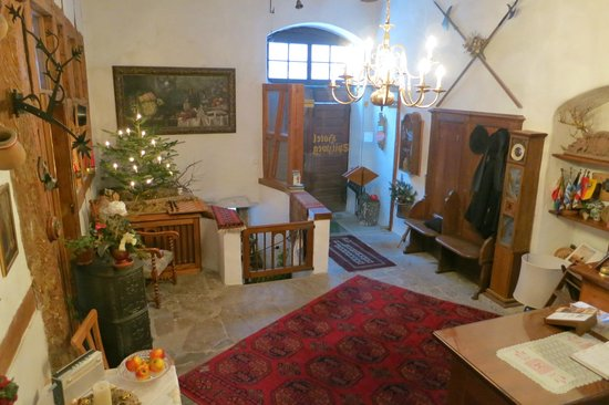Hotel Spitzweg: Hotel Foyer