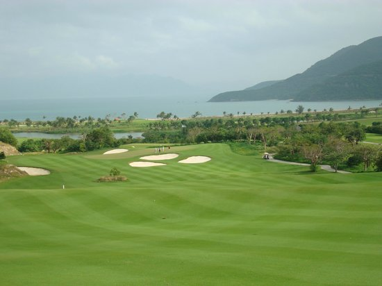 ‪‪Vinpearl Luxury Nha Trang‬: Golf course‬