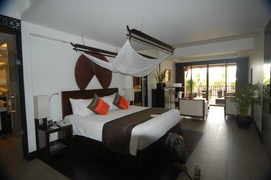 โรงแรมลา เรสิเดนซ์ ดิ อังกอร์: Suite