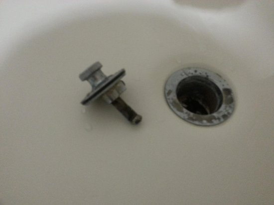 Baymont Inn & Suites Janesville:                                     bath fixture