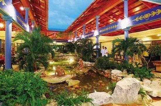 Paradisus Rio de Oro Resort & Spa: Lounge