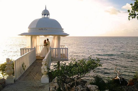 Paradisus Rio de Oro Resort & Spa: Wedding Gazebo